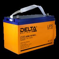 Аккумулятор DELTA DTM 12100 L
