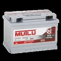 Аккумулятор MUTLU SFB 6ст-75 А/ч оп  низкая  720A  LB3.75.072.A