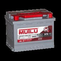 Аккумулятор MUTLU SFB 6ст-60 А/ч пп  540A  L2.60.054.B