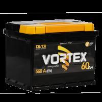 Аккумулятор VORTEX 6СТ-60 Аз оп