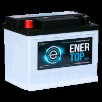 Аккумулятор  ENERTOP Korea 6ст-65 пп  (56514)