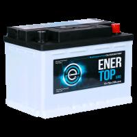 Аккумулятор  ENERTOP Korea 6ст-75 пп  (57413)