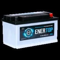 Аккумулятор   ENERTOP Korea 6ст-85 оп  (58539) низкий