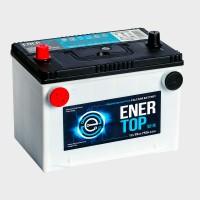 Аккумулятор ENERTOP Korea 6ст -95 пп  (78DT-750)  американский стандарт, 4 клеммы