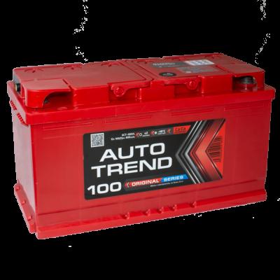 Аккумулятор AUTOTREND KP 6ст-100 (0)