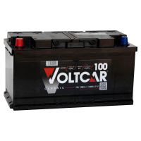 Аккумулятор VOLTCAR Classic 6ст-100 (1)