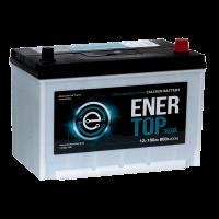 Аккумулятор ENERTOP 6ст-100 оп  (115D31L)  яп. стандарт