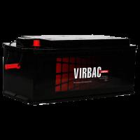 Аккумулятор VIRBAC Classic 6ст-190 АП3 рос. кр. плоская. конус каз.