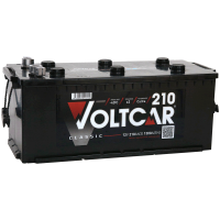 Аккумулятор VOLTCAR Classic 6ст-210 (3)