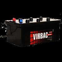 Аккумулятор VIRBAC Classic6ст-230 евро. зал. конус