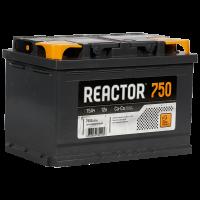 Аккумулятор REACTOR  6ст-75 VL  евро