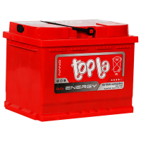 Аккумулятор TOPLA 6ст- 60 пп