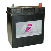 Аккумулятор AFA PLUS 6ст-35 А/ч  оп  300A  535 118 030  ASIA