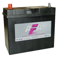 Аккумулятор   AFA PLUS 6ст-45 А/ч  пп  330A  545 157 033  ASIA