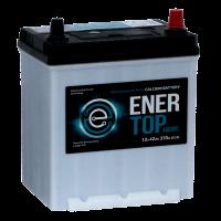 Аккумулятор ENERTOP 6ст-42 оп  (46B19FL)  яп. стандарт тонкие клеммы