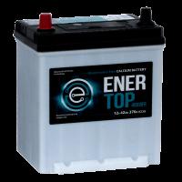 Аккумулятор ENERTOP 6ст-42 пп  (46B19FR)  яп. стандарт тонкие клеммы