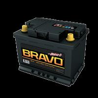 Аккумулятор BRAVO 6ст-55  рос
