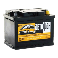 Аккумулятор АВТОФАН 6ст-55 (3)