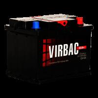 Аккумулятор VIRBAC Classic 6ст-60 АП3 евро каз.