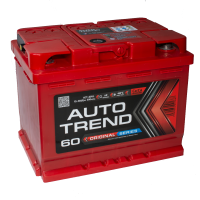 Аккумулятор AUTOTREND KP 6ст-60 (0)