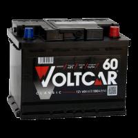 Аккумулятор VOLTCAR Classic 6ст-60 (0)