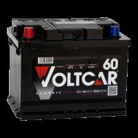 Аккумулятор VOLTCAR Classic 6ст-60 (1)