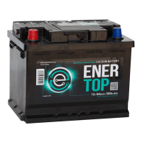 Аккумулятор ENERTOP 6ст-60 (1)