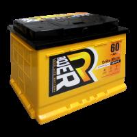 Аккумулятор ROJER Premium series 6ст-60 п.п.