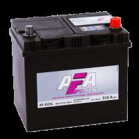 Аккумулятор AFA PLUS 6ст-60 А/ч  оп  510A  560 412 051  ASIA