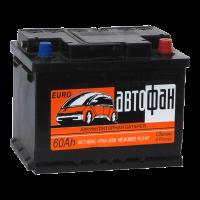 Аккумулятор АВТОФАН 6ст-60 (3) евро