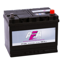 Аккумулятор  AFA PLUS 6ст-68 А/ч  оп  550A  568 404 055  ASIA