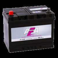 Аккумулятор  AFA PLUS 6ст-68 А/ч  пп  550A  568 405 055  ASIA