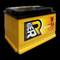 Аккумулятор ROJER Premium series 6ст-70 о.п.