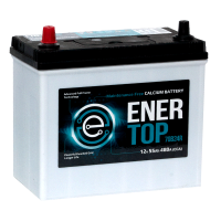Аккумулятор ENERTOP 6ст-55 пп  (70B24R)  яп. стандарт