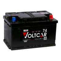 Аккумулятор VOLTCAR Classic 6ст-74 (0)
