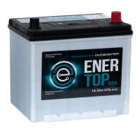 Аккумулятор ENERTOP 6ст-65 оп  (75D23L)  яп. стандарт