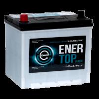 Аккумулятор ENERTOP 6ст-65 пп  (75D23R)  яп. стандарт