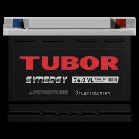 Аккумулятор TUBOR SYNERGY 6СТ-76.0 VL