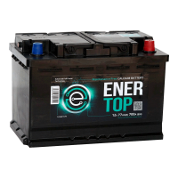 Аккумулятор ENERTOP 6ст-77 (0)
