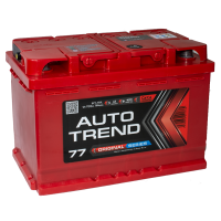 Аккумулятор AUTOTREND KP 6ст-77 (0)