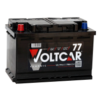 Аккумулятор VOLTCAR Classic 6ст-77 (1)