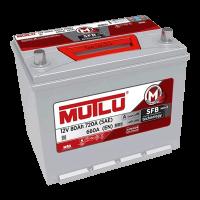 Аккумулятор MUTLU 80 А/ч. оп. (D26.80.066.C) Asia