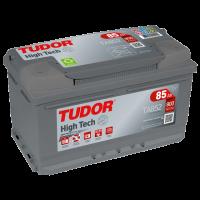 Аккумулятор TUDOR High-Tech 6ст-85 А/ч  оп  низкая  800A  TA852