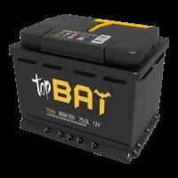Аккумулятор TOPBAT 6СТ-75.0 L
