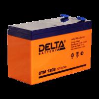 Аккумулятор DELTA DTM 1209