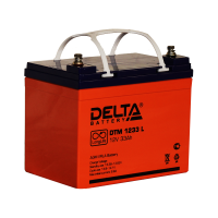 Аккумулятор DELTA DTM 1233 L