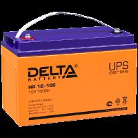 Аккумулятор DELTA  HR 12100 L