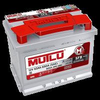 Аккумулятор MUTLU SFB 6ст-63 А/ч оп  600A  L2.63.060.A