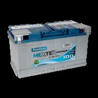 Аккумулятор MEXTEX Premium 6СТ-100 L
