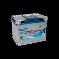 Аккумулятор MEXTEX Premium 6СТ-55 L (R)